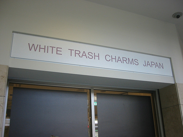 White Trash Charms Japan