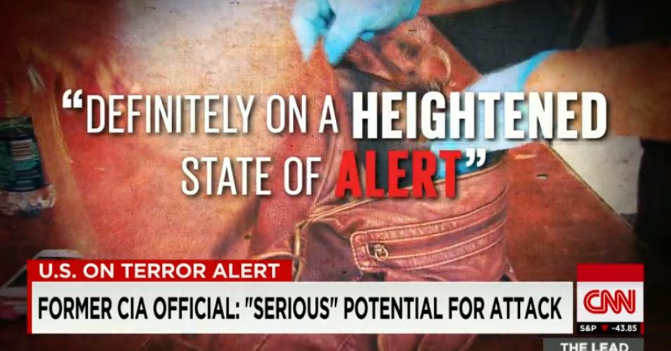 Terror Alert